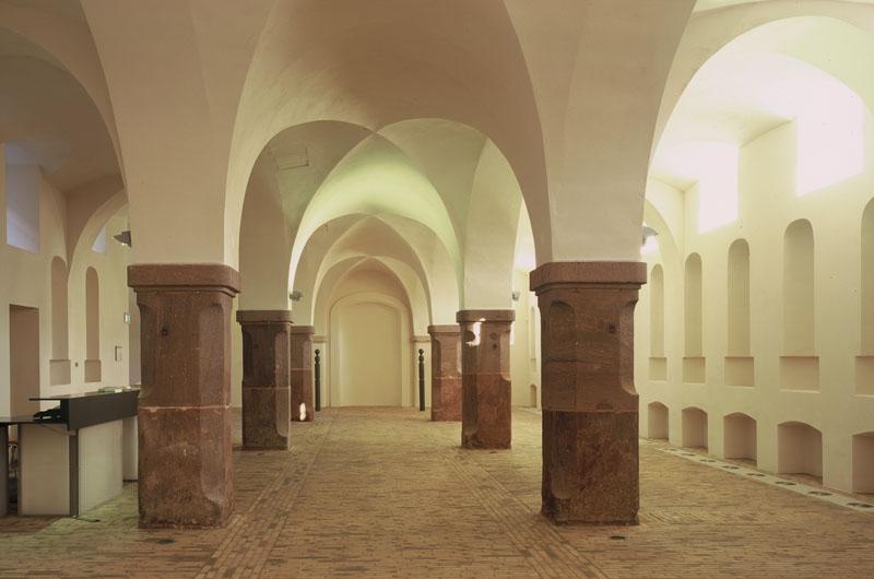 Historisches Gewölbe im Haus der Brandenburgisch-Preußischen Geschichte